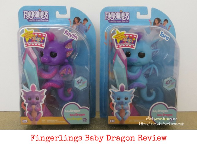 Fingerlings Baby Dragon Review