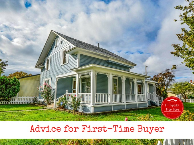advice for first-time buyer