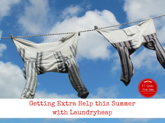 Getting Extra Help this Summer with Laundryheap