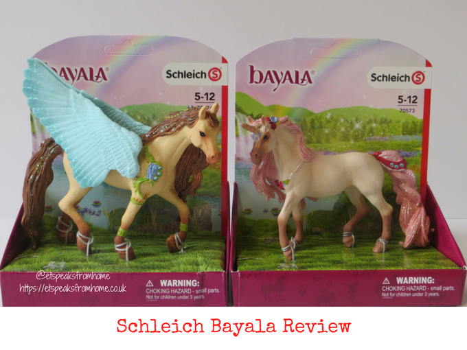 Schleich Bayala Unicorns Review