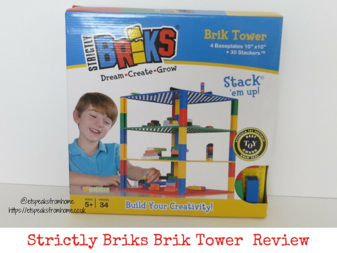 Strictly Briks Brik Tower Review