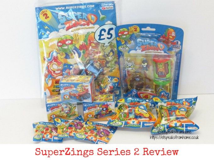 SuperZings series 2 review