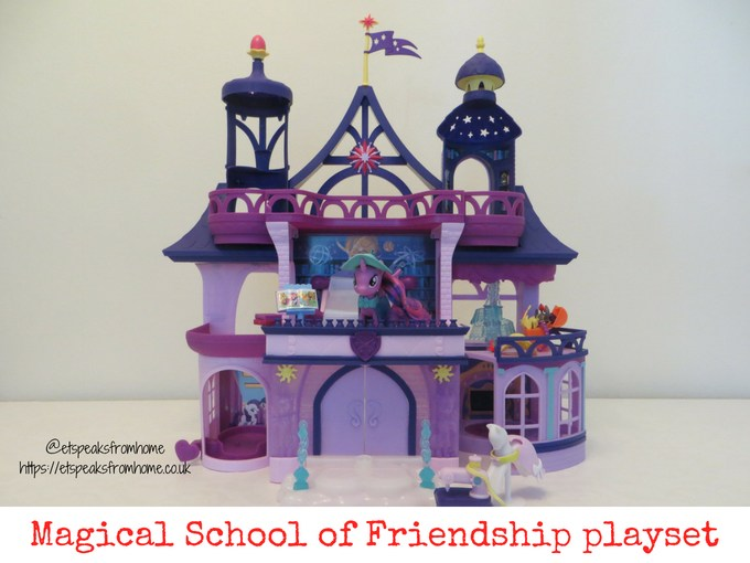 mlp Magical School of Friendship playset review