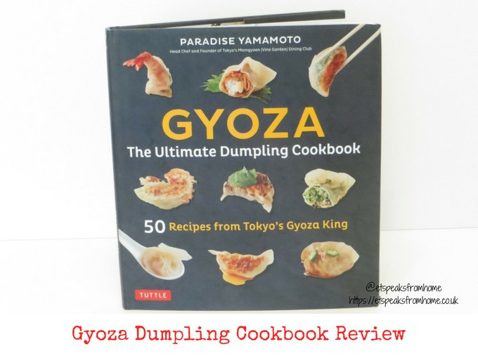 gyoza ultimate dumpling cookbook