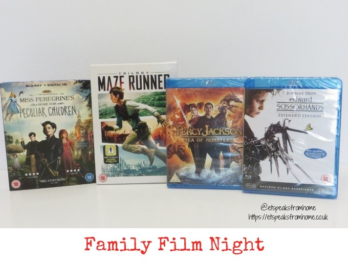 Family Film Night