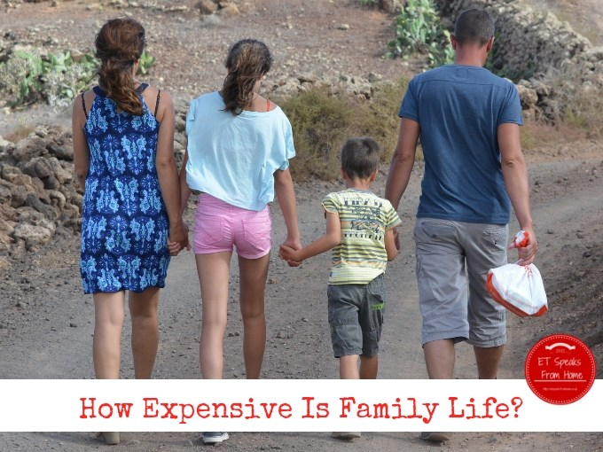 How Expensive Is Family Life
