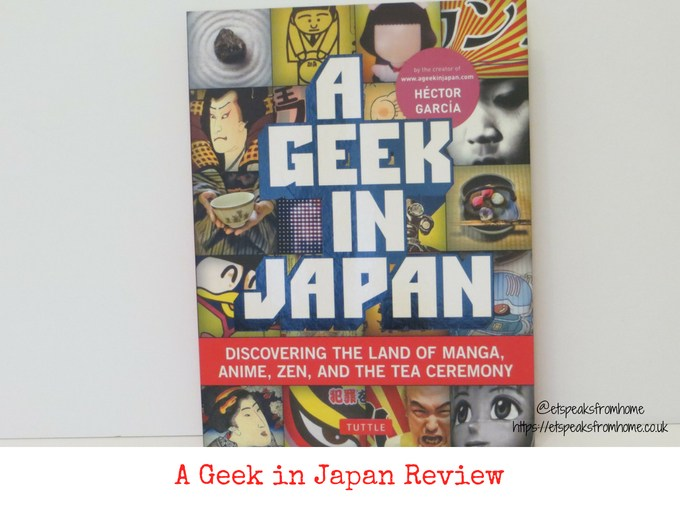 a geek in japn book review