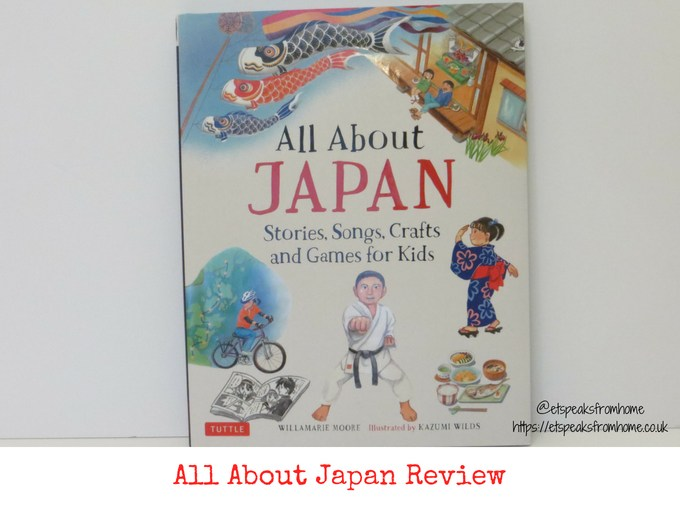 all about japan book review