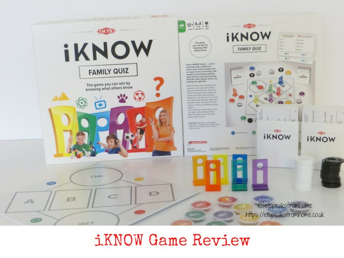 iKNOW Family Game Review