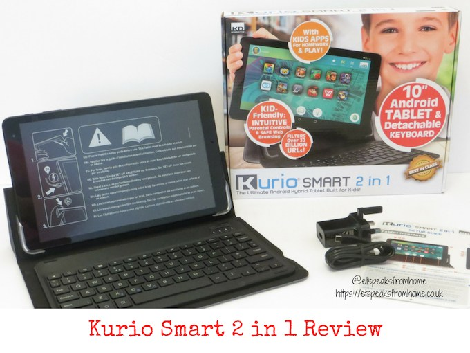 kurio smart 2 in 1 review