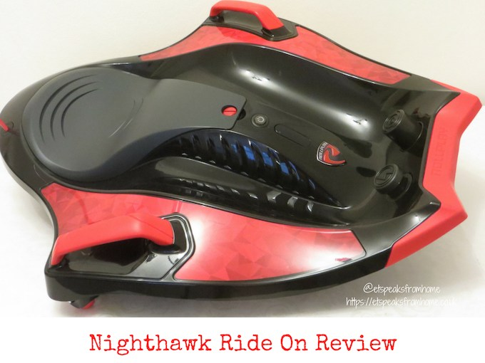 nighthawk 12v ride on review