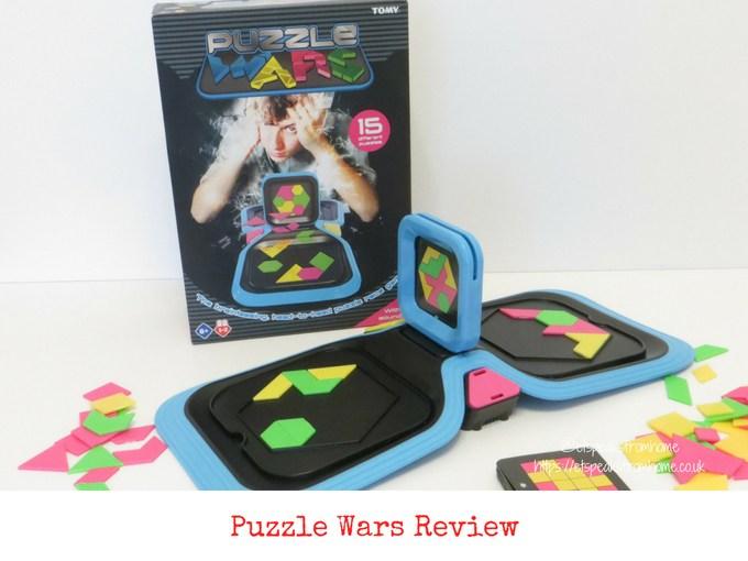 puzzle wars review
