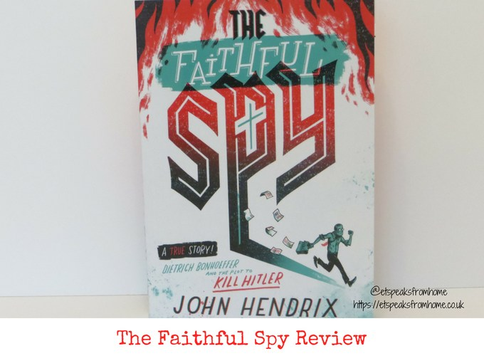 the faithful spy book review
