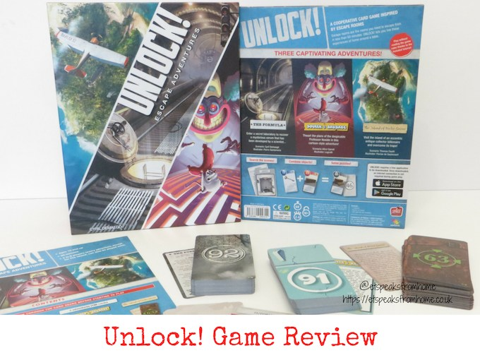 unlock escape adventure game review