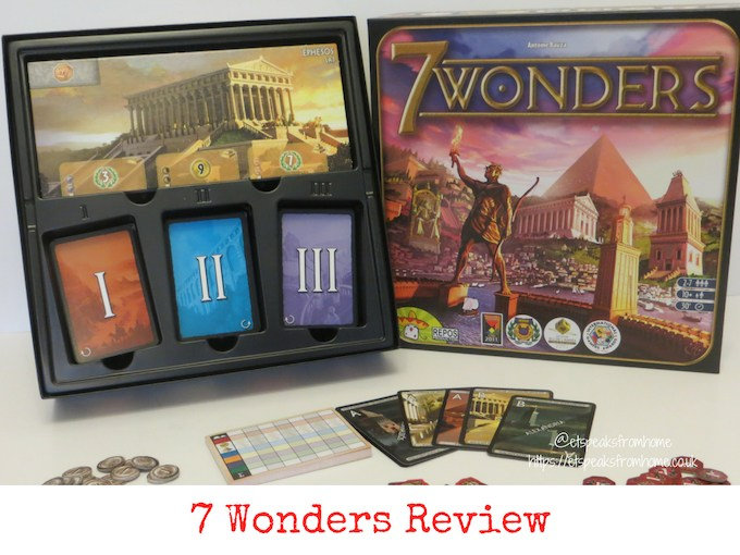 7 wonders game review