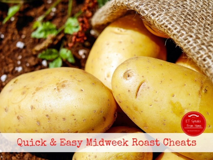 Quick & Easy Midweek Roast Cheats