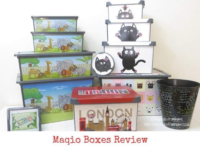 Maqio Boxes review