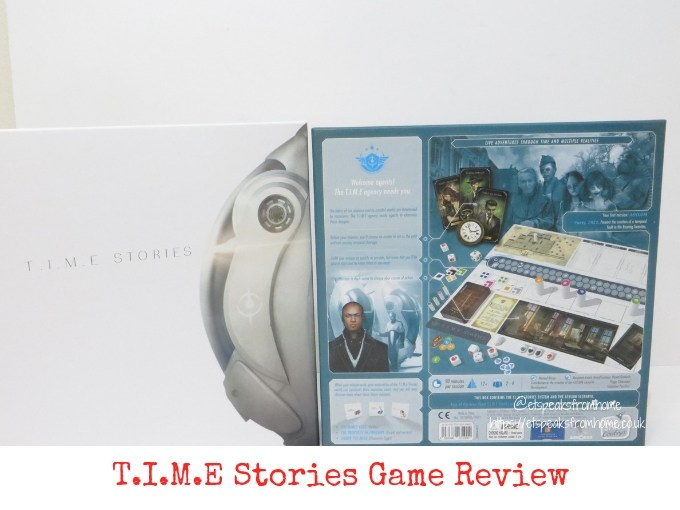 T.I.M.E Stories Game Review