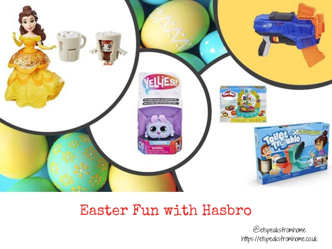 Easter Fun with Hasbro