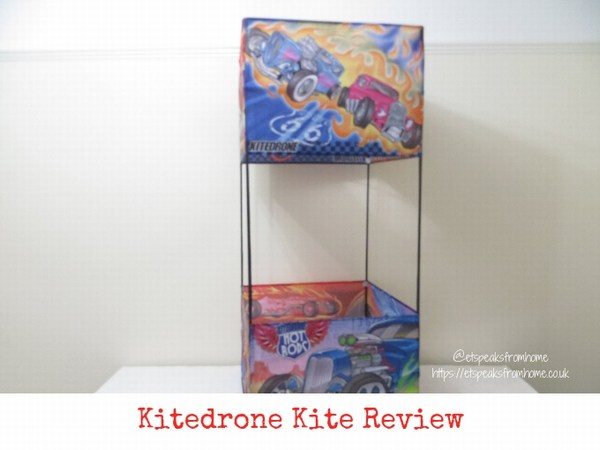 Kitedrone Kite review