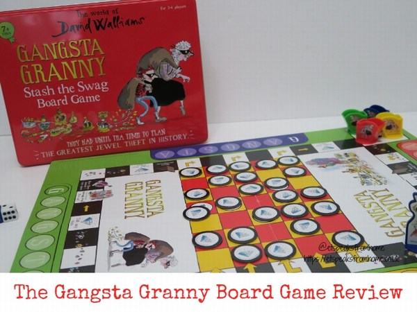 The Gangsta Granny Board Game Review