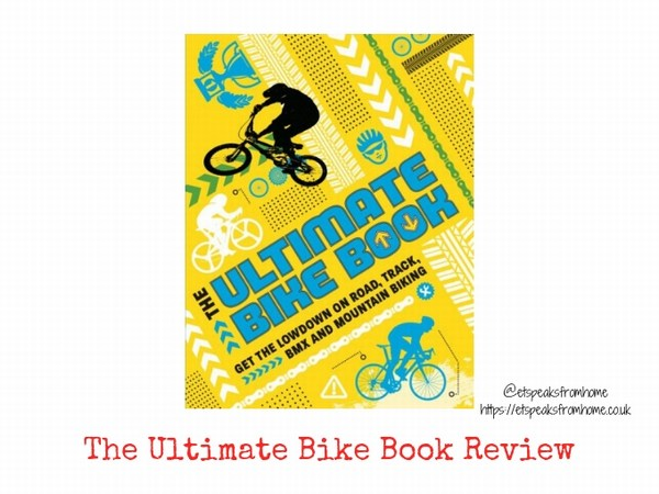 The Ultimate Bike Book review