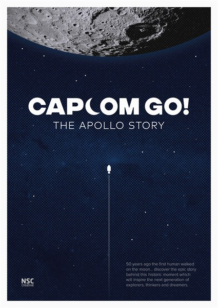 CAPCOM GO! poster