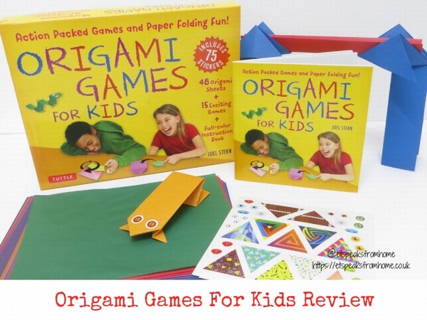 origami games for kids review