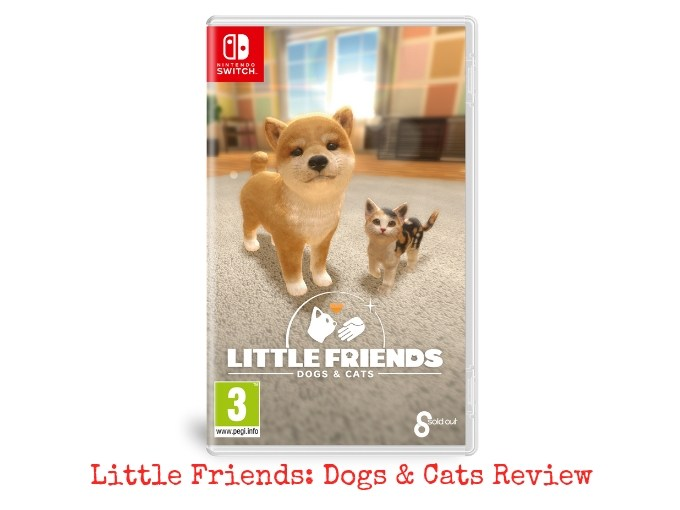 Little Friends Dogs & Cats Review nintendo switch