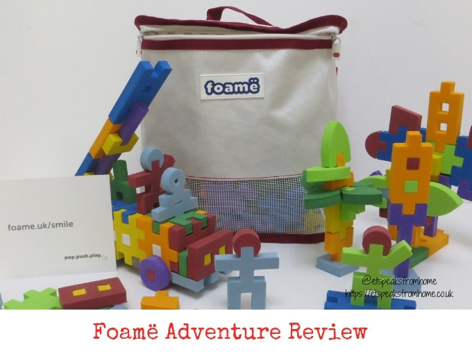 foame adventure review