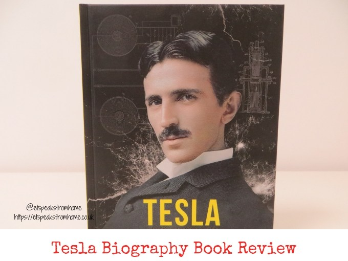 Tesla Biography Book Review & Giveaway