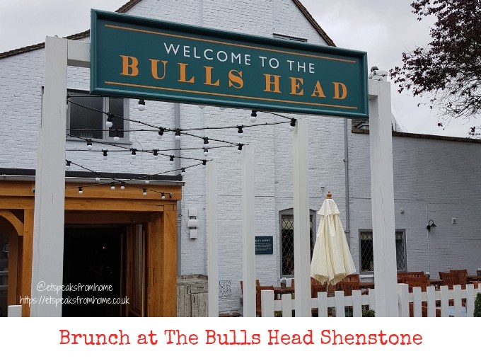 The Bulls Head Shenstone Review
