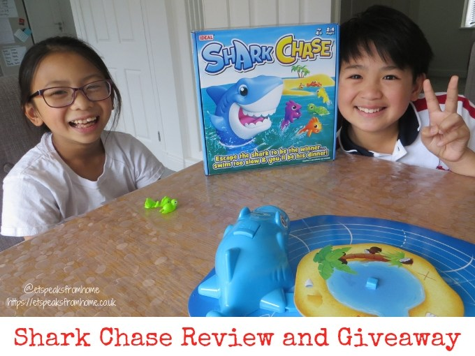 Shark Chase Review and Giveaway