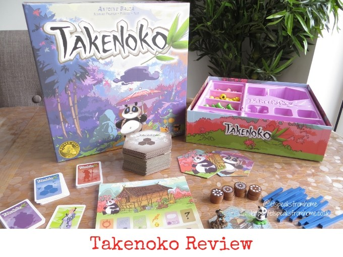 takenoko game review