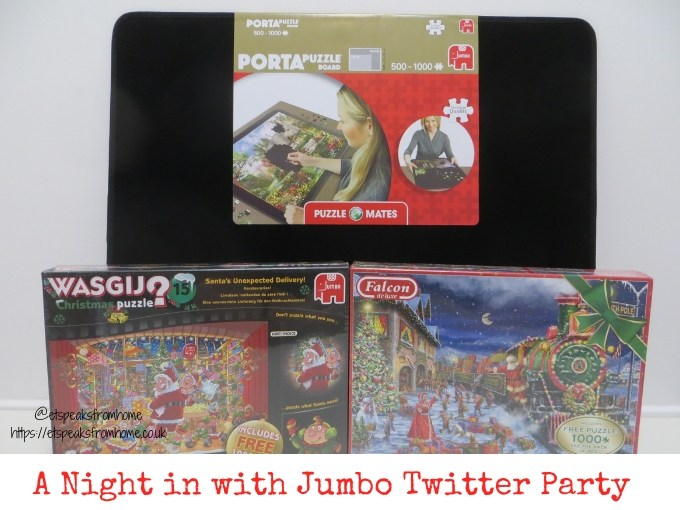 a night in with jumbo twitter party