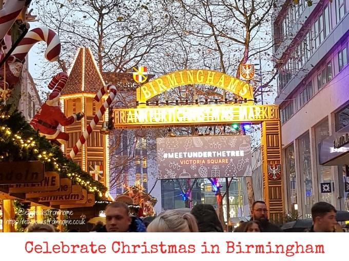celebrate christmas in birmingham