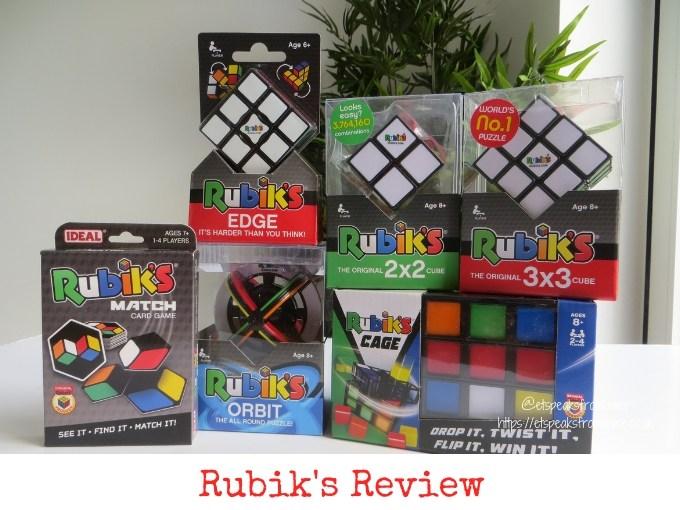 rubik's review
