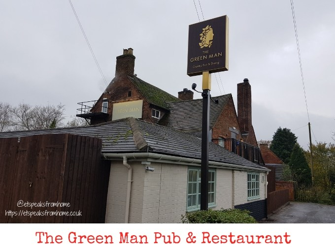 the green man pub review