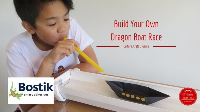 Build Your Own Dragon Boat Race Game