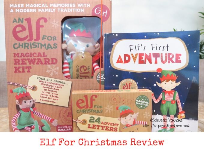 Elf For Christmas Review