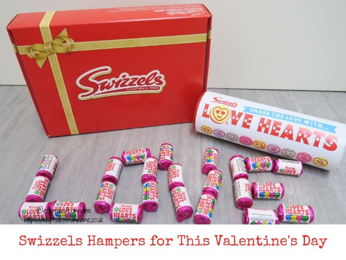 Swizzels Hampers for This Valentine's Day