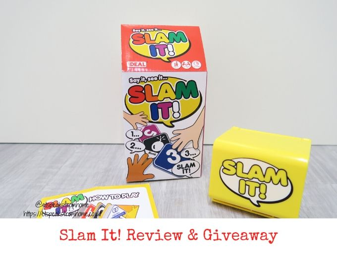 slam it review & giveaway