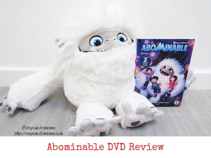 Abominable DVD Review
