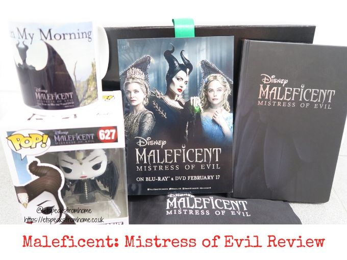 Disney's Maleficent Mistress of Evil Review