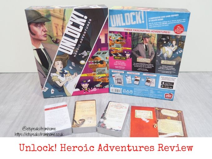 unlock heroic adventures review