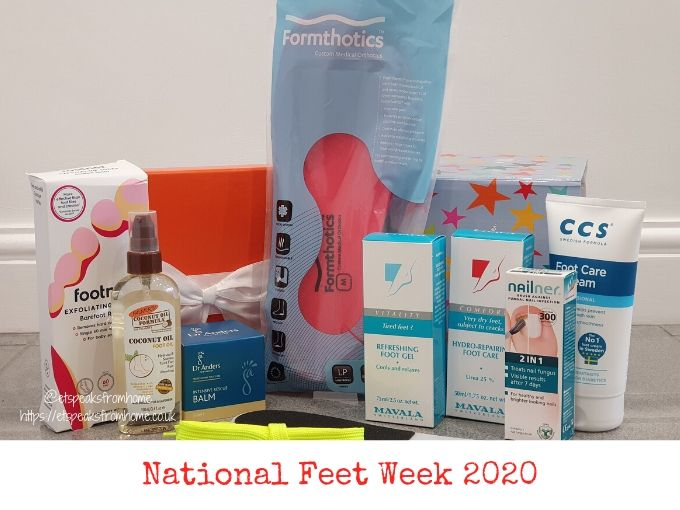 National Feet Week 2020