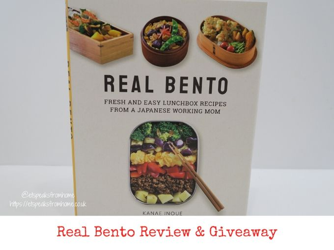 Real Bento Book Review