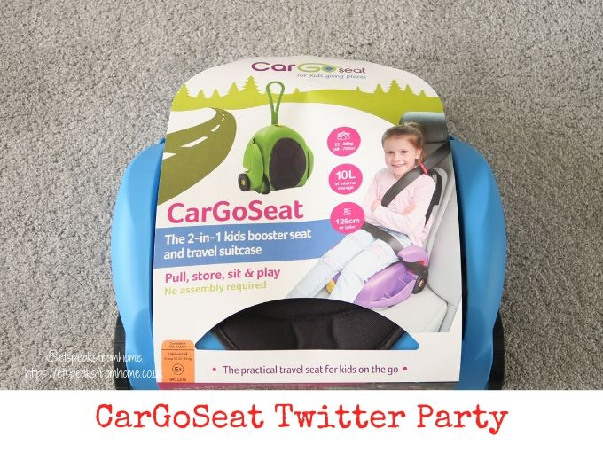 CarGoSeat Twitter Party