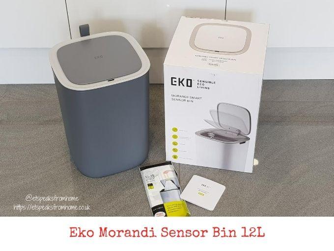 Eko Morandi Sensor Bin 12L review