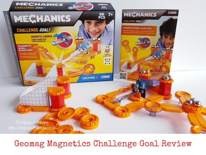 Geomag Magnetics Challenge Goal Review
